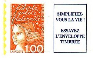 1,00 Marianne de Luquet au type 1