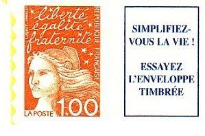 1,00 Marianne de Luquet au type 2